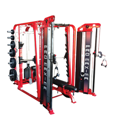 CF-9500 Outlaw Rack System