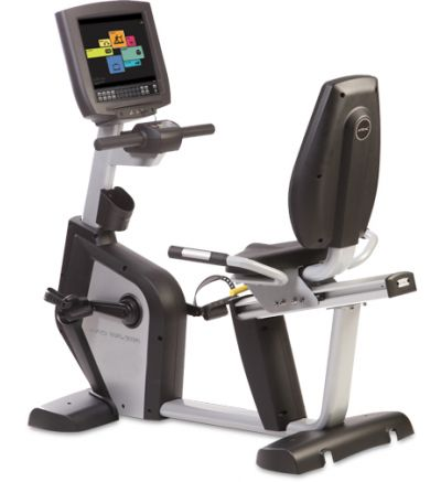 25RXiA Recumbent Bike with Android Console