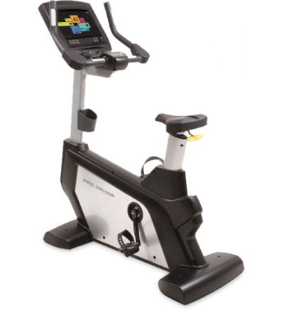 25UXiA Upright Bike with Android Console