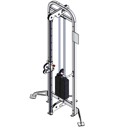 CM-740 Adjustable Cable Column Cross Over