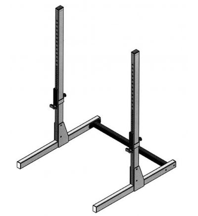 FW-1015 Squat Press Pull-up Stand
