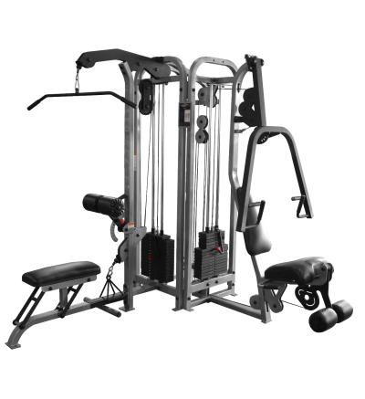 P-350C 2 STACK MULTI-GYM CORNER UNIT