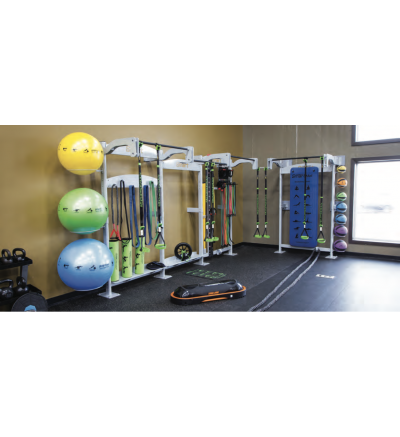 Smart Functional Training Center - 4 Section