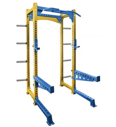 SP-640 Sport Series Half Rack