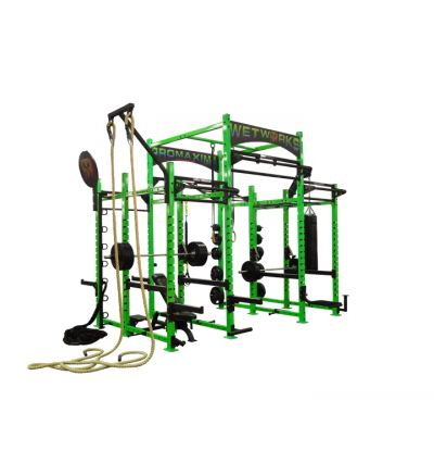 Wet Works Functional Training Rack System